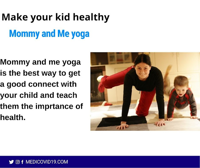 Its Time For Your Kid to Do Mommy And Me Yoga