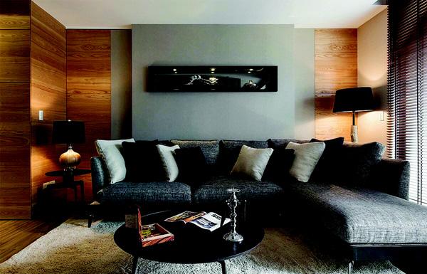Tư vấn thiết kế nhà với sàn gỗ công nghiệp vừa đẹp vừa thoáng