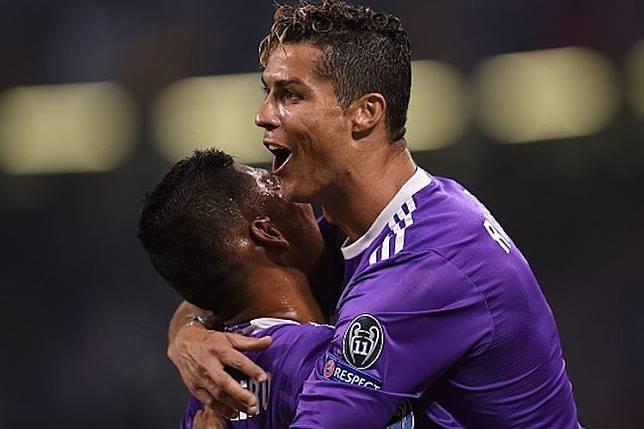 Real Madrid Tersingkir, Casemiro Tolak Berbicara soal Ronaldo