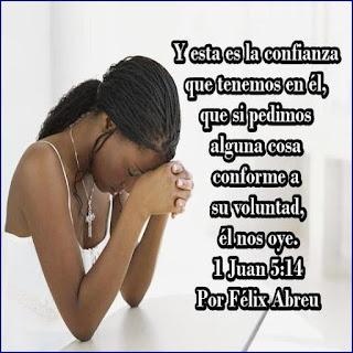 Resultado de imagen de Cómo puede usted orar con confianza