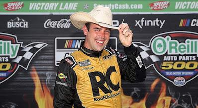 Will #NASCAR #LetTimmyRace?