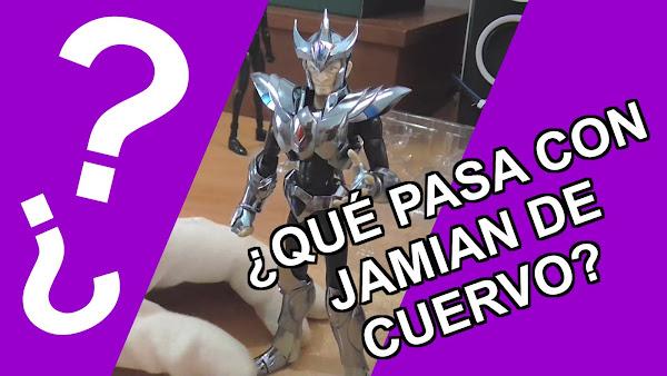 Unboxing y review de Jamian de Cuervo Myth Cloth