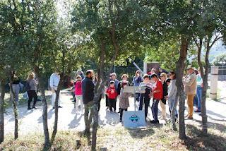 Απολογισμός εορτασμού Λευκού Μπαστουνιού στο Βιωματικό Πάρκο Λειβήθρων!