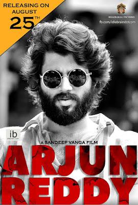 Arjun Reddy 2017 Telugu 720p HDRip Eng-Sub 1.4GB