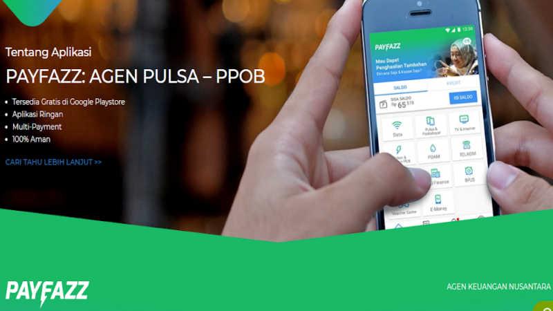 Raup Keuntungan dengan Bisnis Pulsa & PPOB Payfazz
