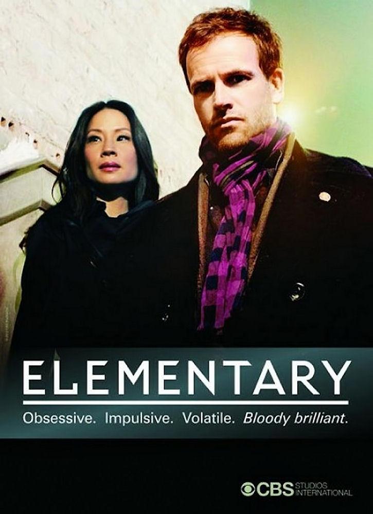 Elementary - Season 1 - Poster and 2 Promo Photos