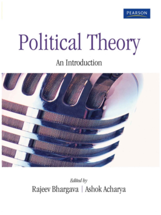 Political Theory An Introduction : For UPSC Exam PDF Book