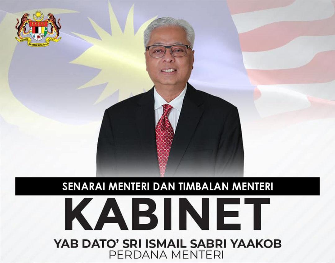 Kabinet Perdana Menteri -9 2021