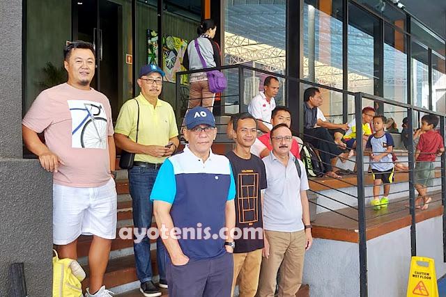Ajang Liga.Tennis National Junior Championship Tuai Pujian dari PP PELTI