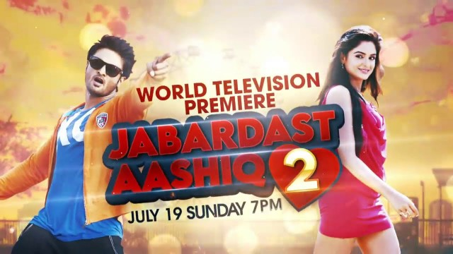 Jabardast Aashiq 2 (2020) Hindi Dubbed Full Movie Download Filmyzilla