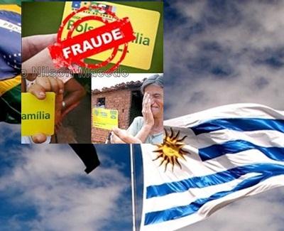 Resultado de imagem para Polícia Federal descobre uruguaios e até mortos recebendo Bolsa Família