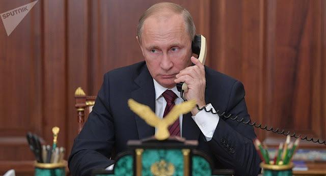 الكرملين: بوتين وترامب اتفقا على مواصلة التعاون في محاربة الإرهاب