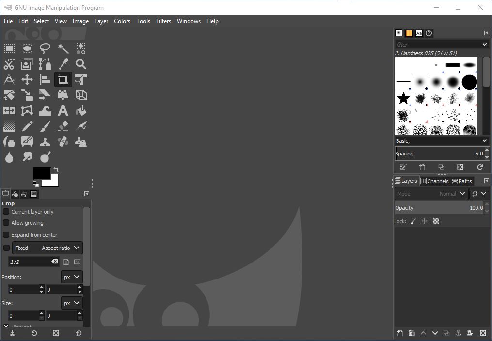 Download GIMP Latest Version Free for Windows 10, 7