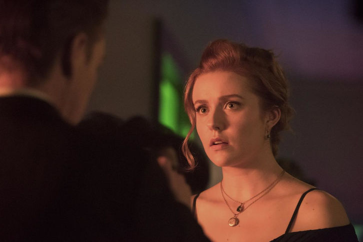 Nancy Drew - Episode 1.06 - The Mystery of Blackwood Lodge - Promo, Promotional Photos + Press Release
