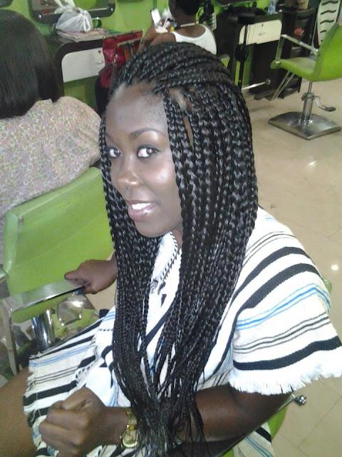 Ghetto Braids: Ghana Rising: Fashion Transformation: Louisa Fever Rising…