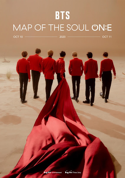 BTS - Map Of The Soul One