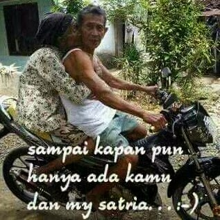 DP BBM Lucu Satria