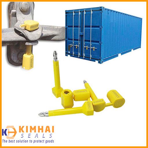 Khóa niêm phong cối 7mm cho container