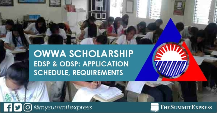 How to apply OWWA scholarship EDSP, ODSP 2020
