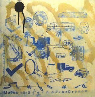 Guðmundur Steinn Gunnarsson Sinfonia; Ensemble Fengjastrútur; Carrier Records