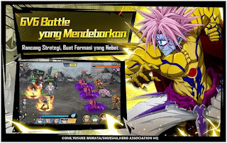 ONE PUNCH MAN: The Strongest Apk Terbaru