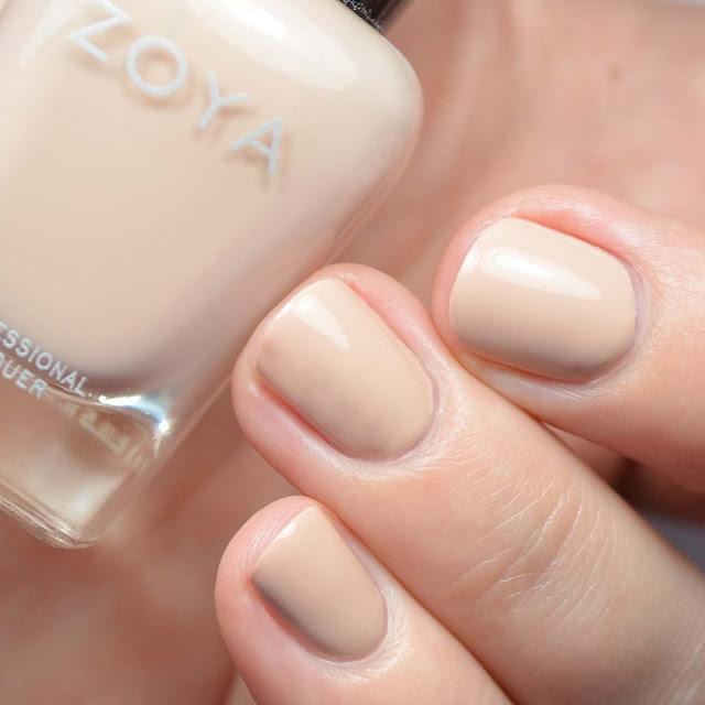 ivory nail polish