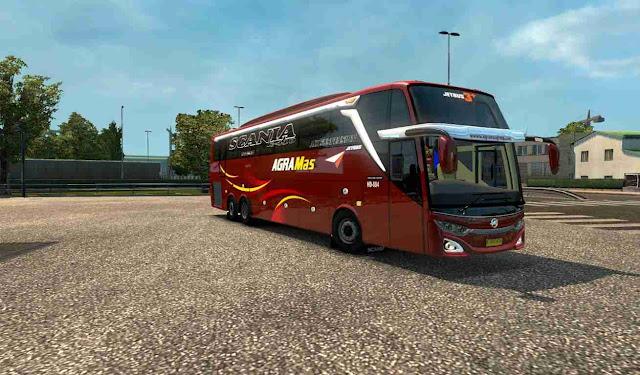 Mod ets2 jetbus 3 shd scania K410