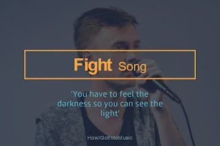 New Song called Fight by George Hentu