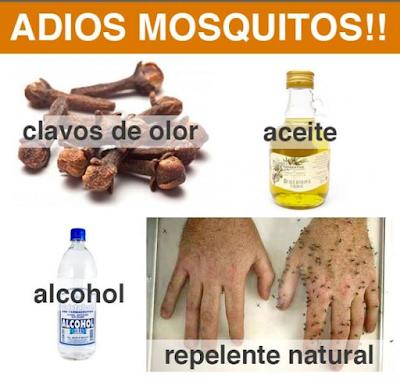 Truco evitar virus Zika