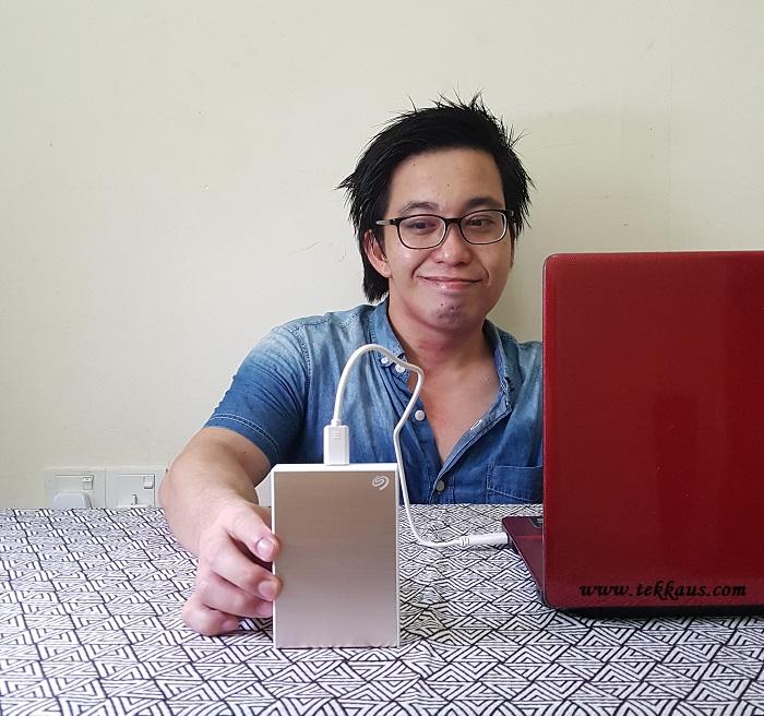 Seagate Backup Plus Portable 4TB-Honest Review