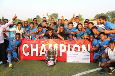 Santosh Trophy 2016 Results
