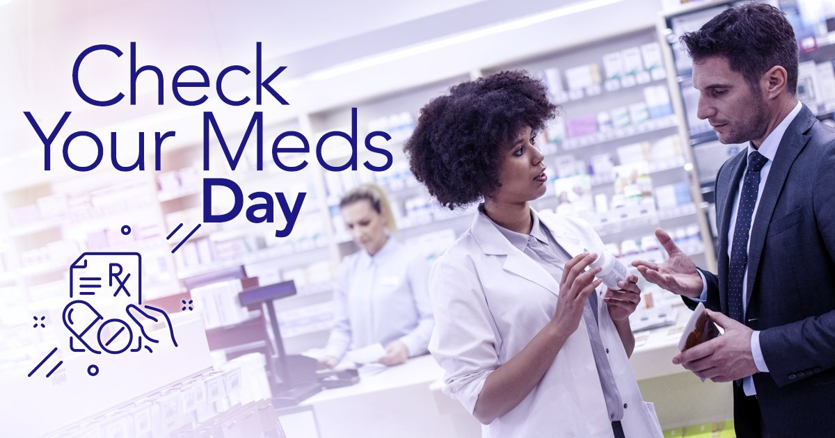 National Check Your Meds Day Wishes Pics