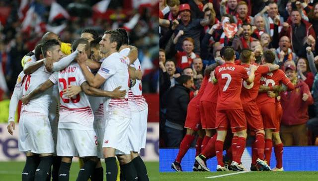 Jelang sevilla vs Liverpool