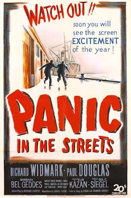 Película Pánico en las calles