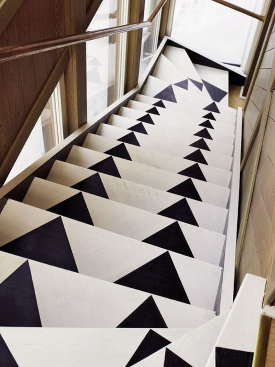 stairs decoration