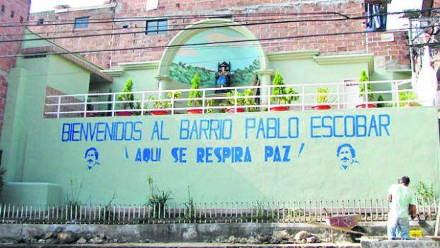 Bario Pablo Emilio Escobar