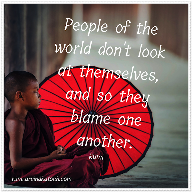 Rumi, people, world