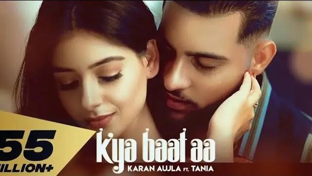 Karan Aujla Kya Baat Aa Lyric | New Punjabi Songs