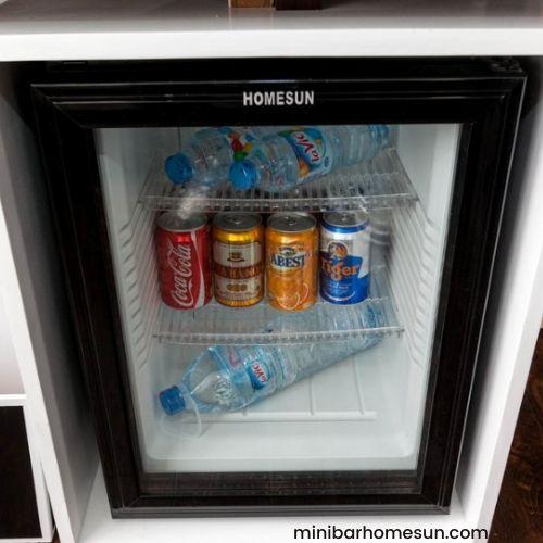 Tủ mát minibar homesun