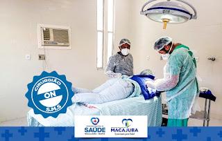 Cirurgia em Macajuba
