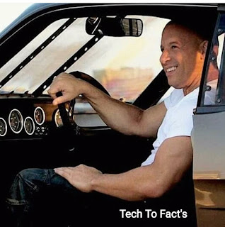 What is the monthly income of Vin Diesel?