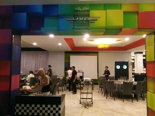 Ramadan Buffet @ Paddock Club, Hype Motorsports Hotel KL