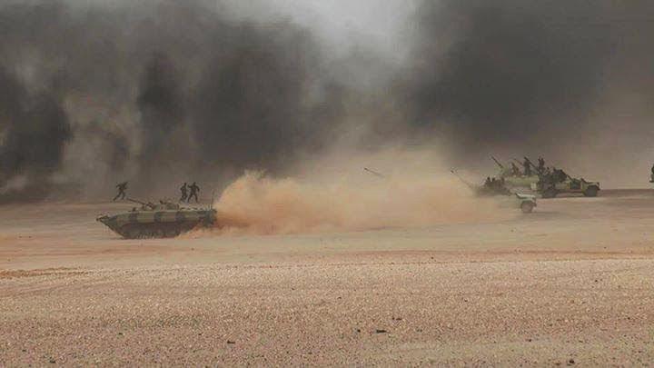 Seis nuevos ataques del Ejercito liberación Saharaui contra las FAR marroquíes en los territorios ocupados