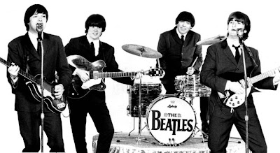 Band Rock Terbaik The Beatles