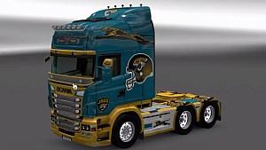 Scania RJL V8 Jacksonville skin