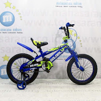 sepeda anak bmx golden steel