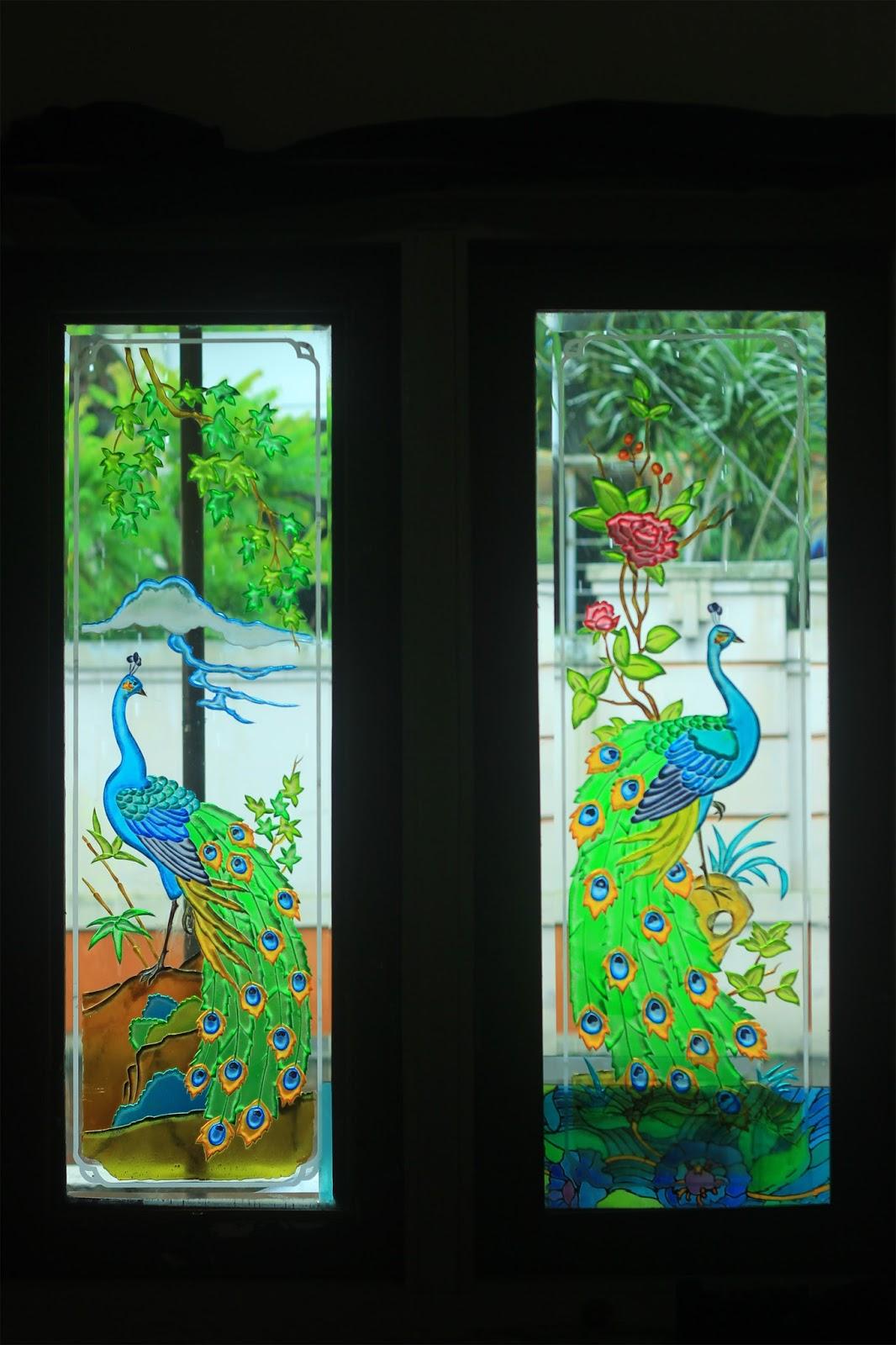 Ide Top 47 Gambar Jendela Kaca Lukis Kaca lukis untuk jendela