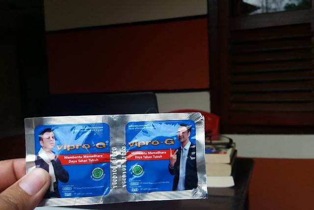Tablet Vipro-G Effervescent