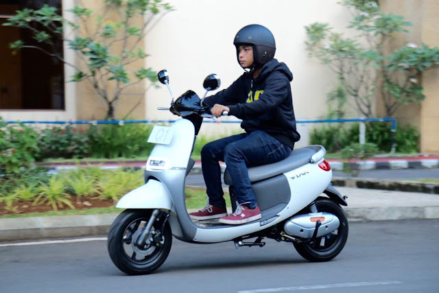 Keuntungan Memakai Sepeda Listrik, Lebih Ringkas dan Hemat