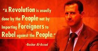 Η επίθεση κατά του Άσσαντ κρύβει μόνον πετρελαϊκά συμφέροντα!!!